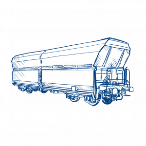 Schüttgutwagen